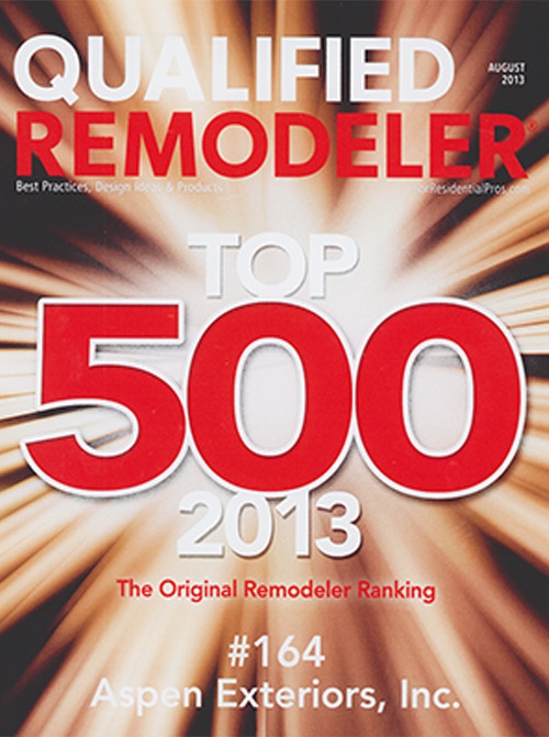Qualified Remodeler: Top 500