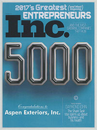 INC. 500: 2017 Greatest entrepreneurs