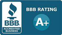 Aspen Exteriors has an A rating with the Better Business Bureau