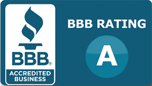Aspen Exteriors has an A rating with the Better Business Bureau