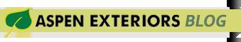 Aspen Exteriors - Read Our Blog