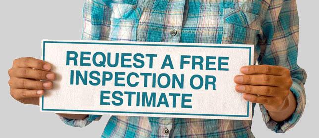 Aspen Exteriors FREE Estimate/Inspection